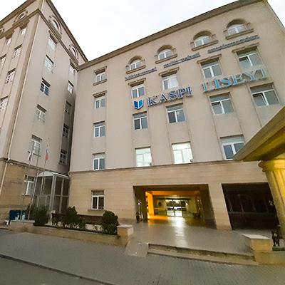 Kaspi Koleji Güneşli Kampüsü Bakü