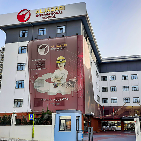 Aljazari International School