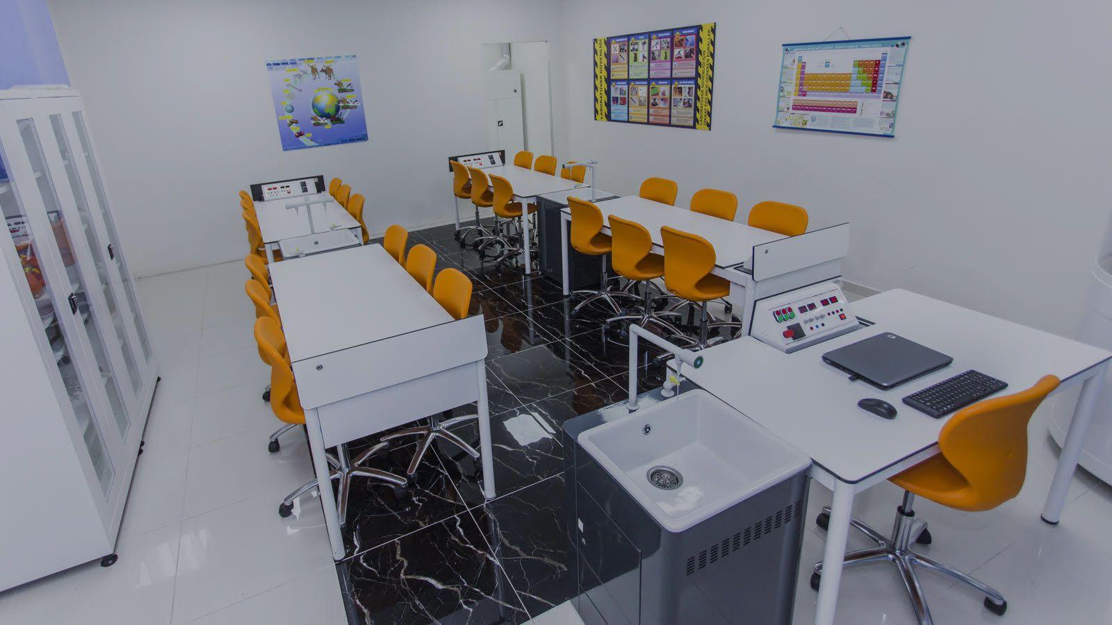 Eğitim mobilyası, Eğitim projeleri
