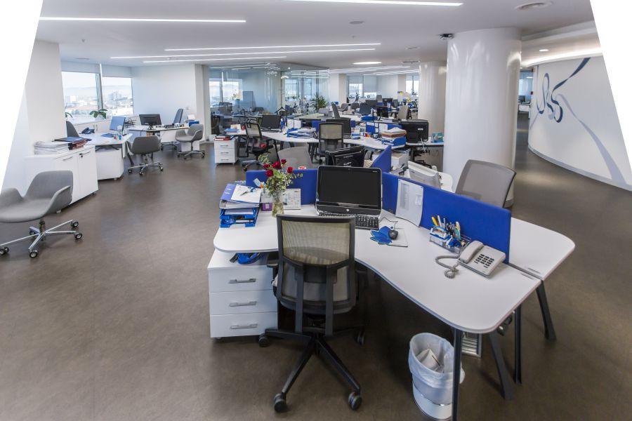 açık ofis mobilyası
